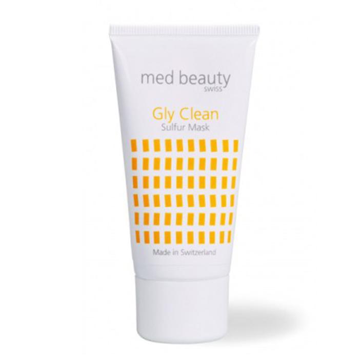 gly clean sulfur mask Kosmetik Studio Basel