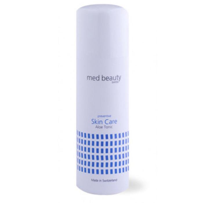 preventive skin care aloe tonic Kosmetik Studio Basel