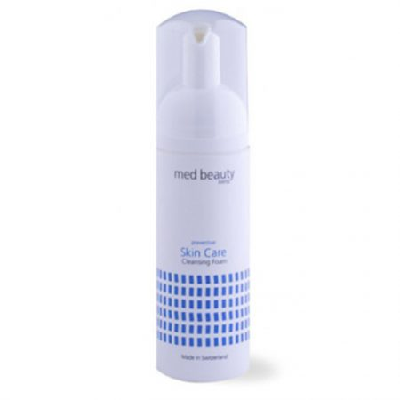 preventive skin care cleansing foam Kosmetik Studio Basel