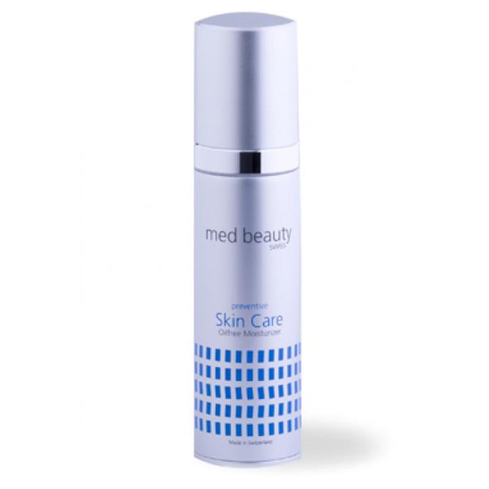 preventive skin care oilfree moisturizer Kosmetik Studio Basel