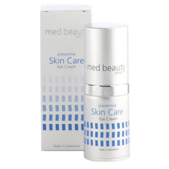 skin care eye cream Kosmetik Studio Basel
